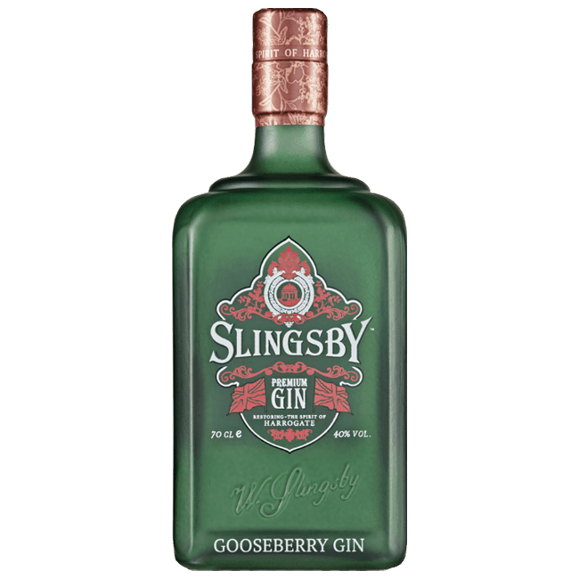Slingsby Gosseberry Gin