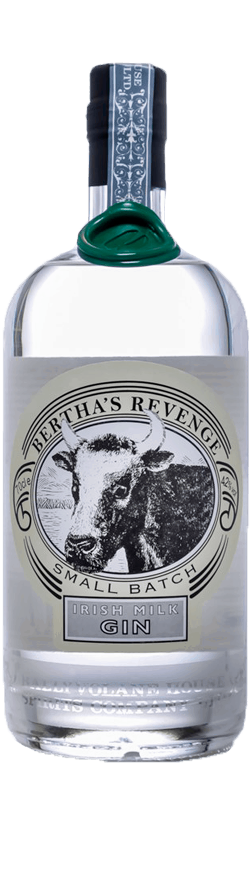 Bertha's Revenge Irish Gin